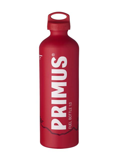 Primus Fuel Bottle - Hornillo camping - 1000ml rojo/blanco